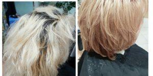 Восстановление волос — маникюр от Napla