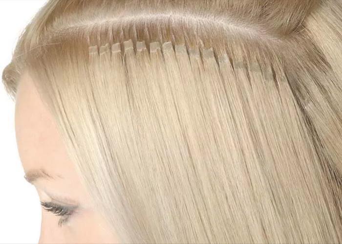 капсульное наращивание волос самара
